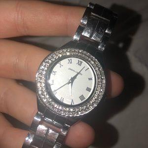 Pierre Cardin diamond detail watch